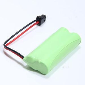 2pcs Teléfono Inalámbrico 800mah Batería Para Vtech
