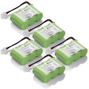 3 X Batería Teléfono Inalámbrico Para Vtech Bt-