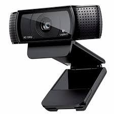 Camara De Video Logitech C926 Full Hd Negra Original Nueva