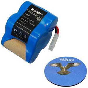 Hqrp 4.8v mah Batería Recargable Extra Alta Capacidad