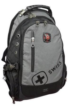Maleta Para Portátil Swiss Army Gear 17 Pulgadas Morral