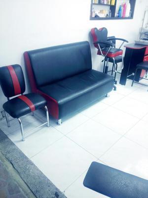 Vendo muebles para sal n de belleza posot class for Vendo muebles de jardin