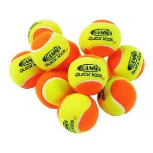 Set Pelotas De Tennis Gamma Sports Pack De 12