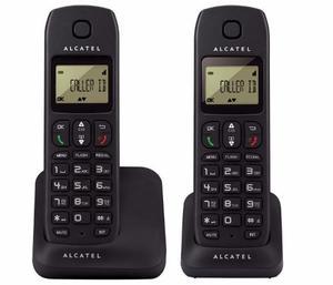 Teléfono Inalámbrico Alcatel E130 Duo Doble Handy