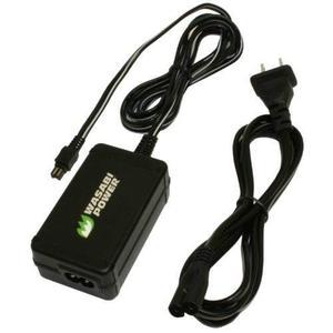 Wasabi Potencia Ac Adaptador Para Sony Ac-l200 Ac-l200c Ac-