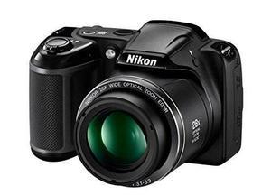Camara Nikon Coolpix Lmp + Pilas Cargador Y Memoria
