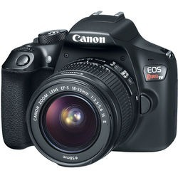 Canon Eos Rebel T6 Dslr Camera With mm Lens