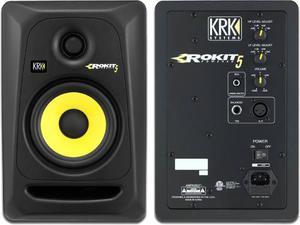 Krk Rokit 5 Monitores De Estudio