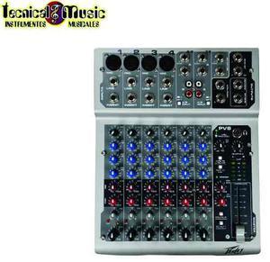 Mixer Marca Peavey Pv - 8