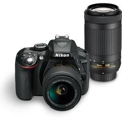 Nikon D Dslr Camera Dual Lens Kit