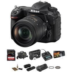 Nikon D500 Dslr Camera With mm Lens Deluxe Kit