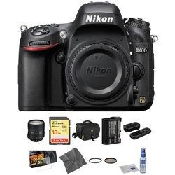 Nikon D610 Dslr Camera With mm Lens Basic Kit