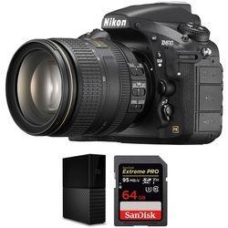 Nikon D810 Dslr Camera With mm Lens And Storage Kit