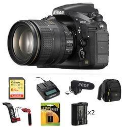 Nikon D810 Dslr Camera With mm Lens Video Kit