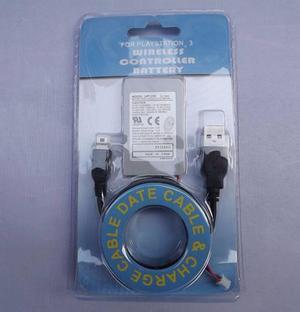 Repuesto Bateria Control Playstation 3