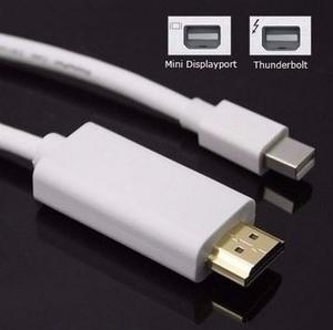Cable Adaptador Thunderbolt/mini Displayport A Hdmi Mcho Mac