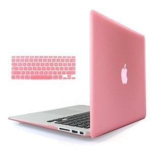 Carcasa Troquelada Para Macbook Pro 13+protector De Teclado.