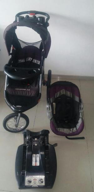 Coche Bebe Porta Bebe/silla para Carro