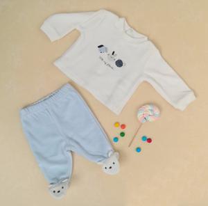 Conjunto Dos Piezas Para Recién Nacido Ropa Importada Bebes