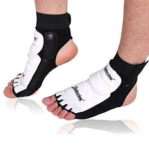 Elastic Ankle Brace Soporte Pad Protector Kickboxing Taek...