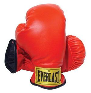 Guantes De Boxeo De La Juventud De Everlast (rojo,