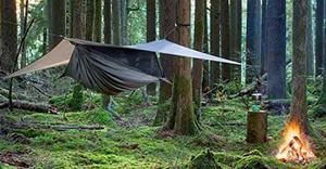 Hamaca Portátil Hennessy Hammock Para Camping Al Aire Libre