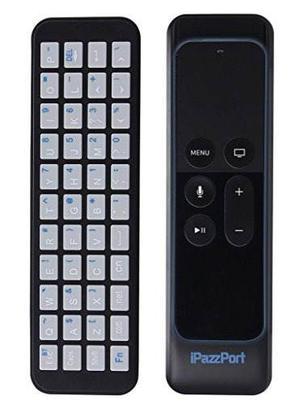 Ipazzport Apple Tv Teclado Remoto Para Apple Tv Cuarta Ge...