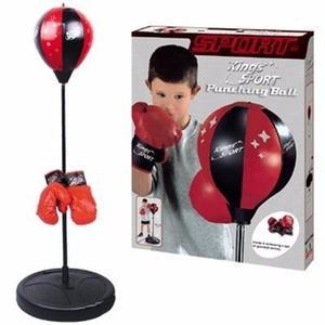 Kit / Saco De Boxeo Para Niños Y Jovenes