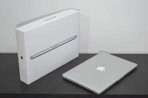 Macbook Pro Retina, gb Ssd, 8gb, Caja, Accesorios