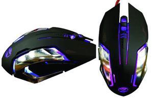 Mouse Gamer 7 Botones 7 Colores dpi Video Juegos