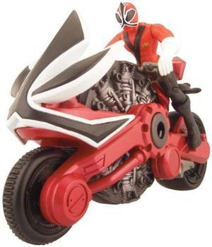 Power Rangers Samurai Samurai Disco Fuego Ciclo