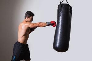 Saco De Boxeo.