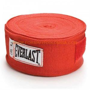 Vendaje 180 Inches (459 Cms) Everlast (solo Negro)