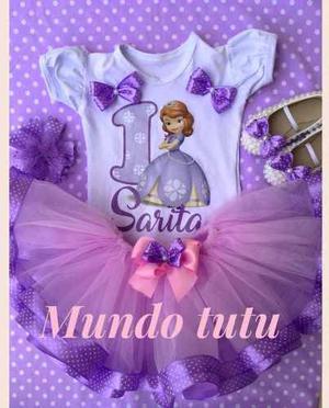 Vestidos Para Niñas Personalizados (mundotutu)