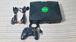Xbox Clasico En Perfecto Estado 10 Juegos + 1 Control Nuevo
