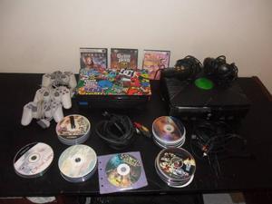Xbox Clasico + Playstation 2 Ambos Tienen Disco Duro