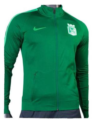 Buso Nike Verde Entrenamiento Atlético Nacional
