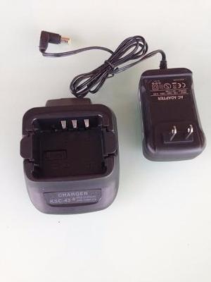 Cargador De Bateria Para Radio Comunicación