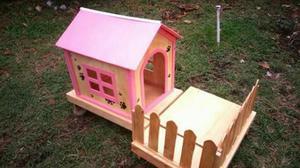 Casas para Perros Personalizadas