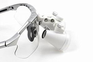 Gafas Lupas Dental Power Quirúrgica