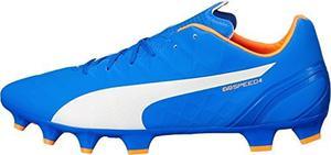 Guayos Puma Evospeed 4.4 Para Hombre Color Azul Talla 7 Us