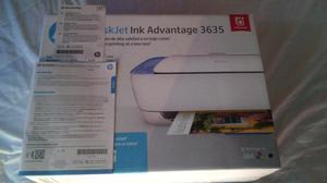 Impresora HP DesKJet  AllinOne series NUEVA