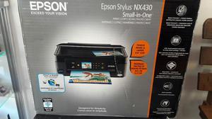 Impresoras Epson con Sistema de Tinta