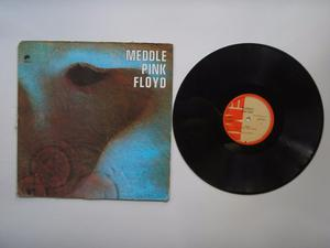 Lp Vinilo Pink Floyd Meddle Edicion Colombia