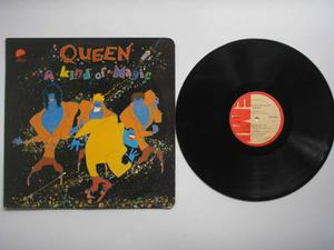 Lp Vinilo Queen A Kin Of Magic Printed Colombia