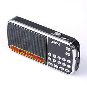 Mifine Mini Q88 Portátil Pocket Am / Fm Mp3 Altavoz De
