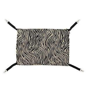 Pecute Animal Gato De Gato Colgante Hamaca De Hurón Zebra