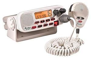 Radio Cobra Mr F45-d Clase-d Soporte Fijo Vhf