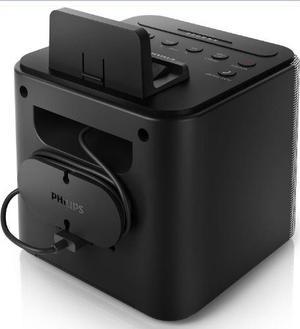 Radio Reloj Despertador De Philips Ajt Bluetooth Dual