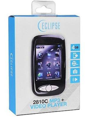 Reproductor Mp3 Eclipse 4 Gb Tactil Musica Video